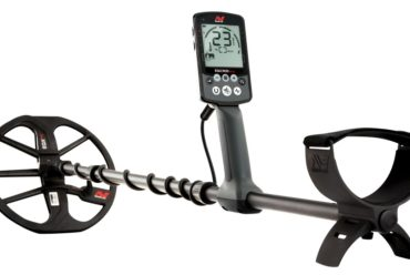Initial Thoughts on Minelab Equinox Detector