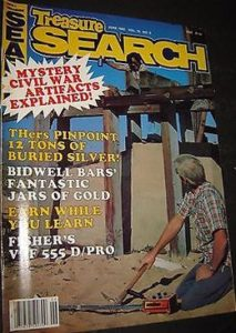 one of the first metal detecting mags that started it all