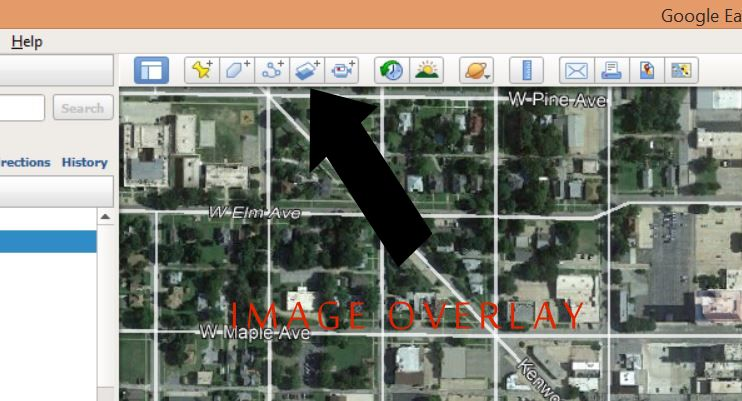 GPS integration – Google Earth and image overlays - The